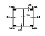 Фурнитура для мебели - схема
