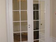 Зеркала в двери