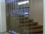 перегородка из стекла