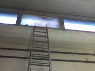 Высотные замены стекол