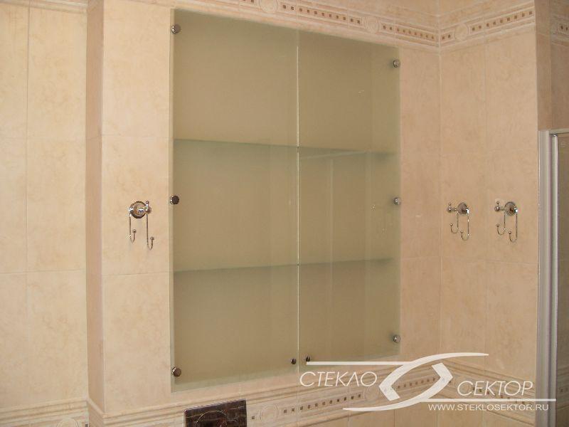 Как сделать стеклянные дверцы для мебели