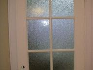 Узорчатое стекло 4