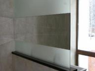 стеклянная перегородка в интерьере