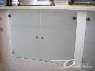 Дверки мебельные из стекла - 3